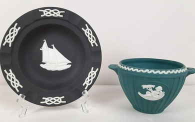 Wedgwood Bowl and Plate