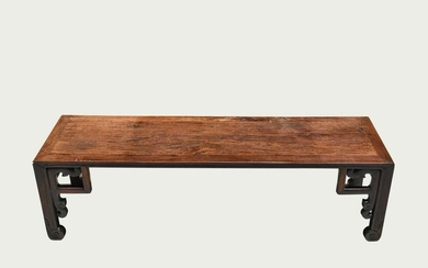CHINESE HUANG-HUALI ALTAR TABLE