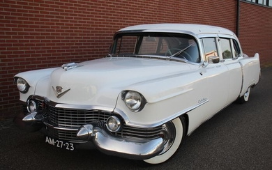 Cadillac - Fleetwood Limousine Sixty Special - 1954