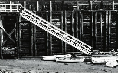HENRY GILPIN - Boat Dock, c. 1978