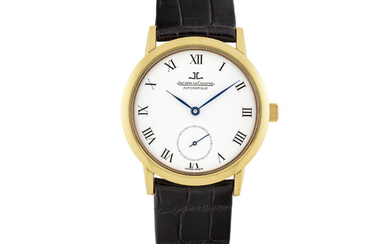 JAEGER-LECOULTRE, GOLD WRISTWATCH