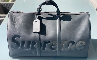 Louis Vuitton X Supreme - Travel bag