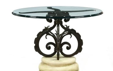 Michael Taylor, Continental Style Iron and Stone