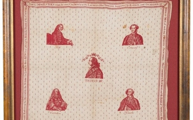 Anti-Stamp Act Textile: Perhaps the Earliest Exp