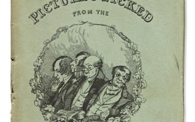 (DICKENS, CHARLES.) Crowquill, Alfred (illus.).