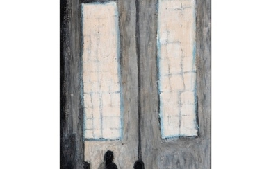 Karl Gietl (South Africa 1969 - ): WINDOWS AND FIGURES