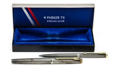 Writing set, Parker, Made in USA