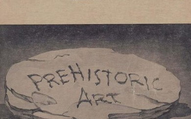 Book: Prehistoric Art by the St. Louis Arch. Society