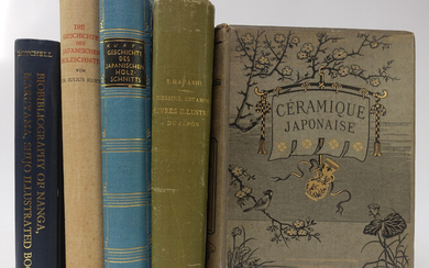 CHINA - JAPAN -- MITCHELL, C.H. The Illustrated Books of...