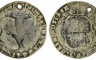 Philip and Mary (1554-1558), Shillings, 1555, English titles only (2)