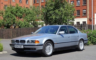 1997 BMW 728i Only 31,500 miles from new