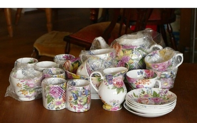 A Rob Turner by Wedgewood tea and coffee service comprising ...