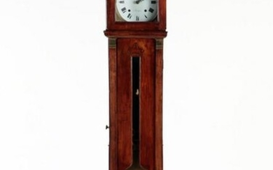 FRENCH NORMANDY COMTOISE GRANDFATHER CLOCK