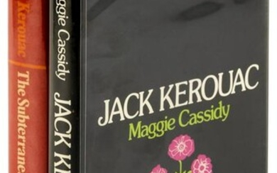 First U.K. Editions from Kerouac