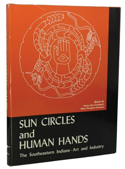 Two Books: Sun Circles and Human Hands and Tribes that