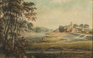 ENGLISH SCHOOL, LATE 18TH/EARLY 19TH CENTURY (2)
