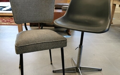 Pair of Designer Chairs inc Robin Day