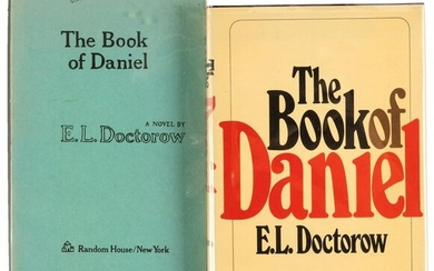 The Book of Daniel signed /w Advance Proofs
