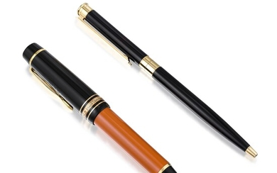 Montblanc Meisterstuck Hemingway Limited Edition Ballpoint Pen and Montblanc Pen