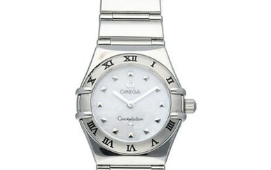 Omega Constellation My Choice Mini 1561.71.00 MOP Dial