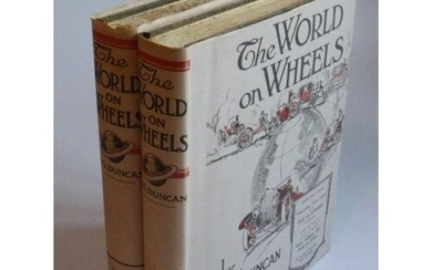 The World on Wheels by H.O. Duncan, published by the Author...