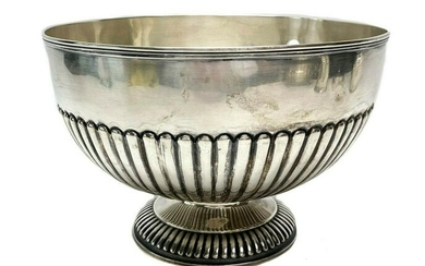 William Hutton & Sons Sterling Silver Centerpiece Bowl