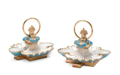 A Sevres Sweetmeat Dish, 1844