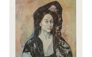 After Pablo Picasso (Spanish 1881 - 1973) MADAME RICARDO CAN...
