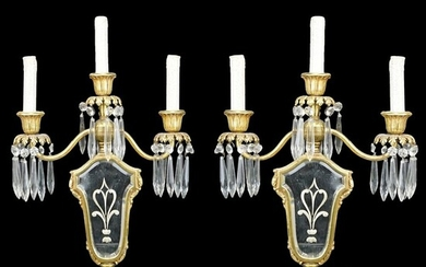 Pair of Candelabra Lamps
