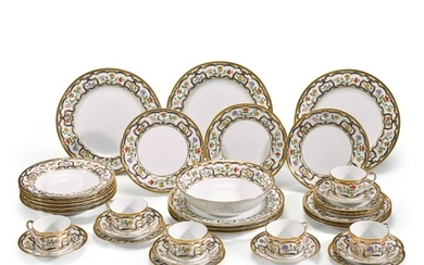 A Christian Dior 'Renaissance' part dinner and coffee service, Japan, 20th century