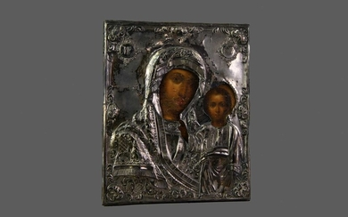 AN EARLY 20TH CENTURY DEVOTIONAL ICON