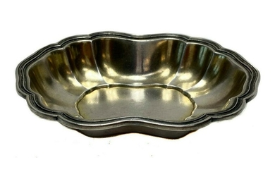 Bvlgari Sterling Silver Nut or Candy Bowl
