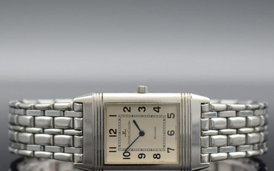 Jaeger-LeCoultre Reverso gents wristwatch in stainless
