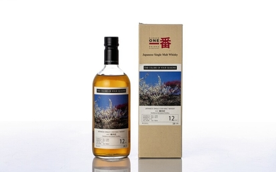 輕井澤 Karuizawa 12 Year Old #5173 The Colors of Four Seasons 64.8 abv 2000 (1 BT70)