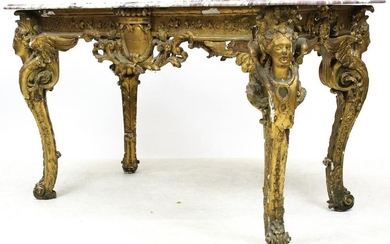 18th c Continental Table