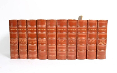 Alexander Dyck's Complete Works of Shakespeare