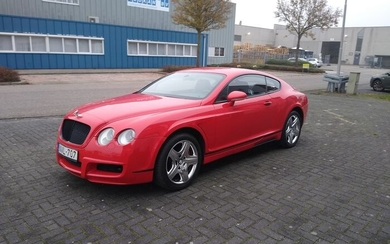 Bentley - Continental GT Mansory - 2005