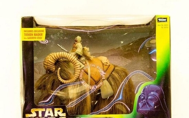 Kenner Star Wars Action Figure, Bantha And Tusken