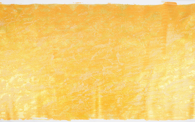 """MORITZ SOMMER. WIEN, ÖSTERREICH. """"Sunny Cloud"""". Large format painting. Acrylic on canvas."""
