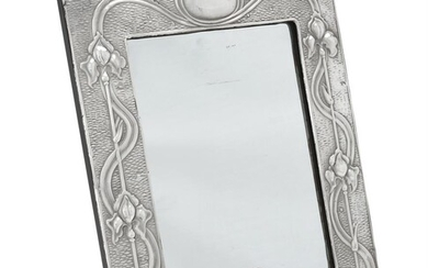 A silver mounted rectangular photo frame by Ray Hall