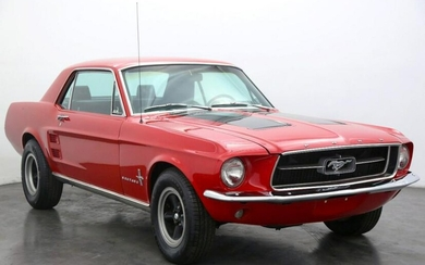 Ford Mustang C-Code Coupe