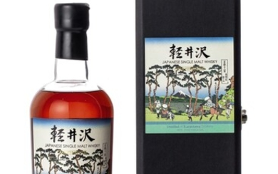 輕井澤冨嶽三十六景系列 Karuizawa 36 Views of Mount Fuji 33rd Release 61.4 abv NV (1 BT70)