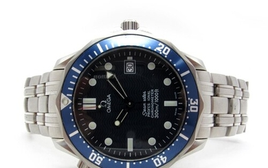Omega; A Seamaster Professional Automatic Gent's Wristwatch,...