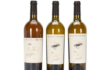 2 B HERMITAGE LE ROUET Blanc Jean-Luc Colombo...