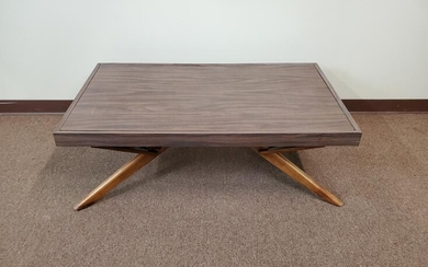 Castro Convertible Mid Century Coffee Table