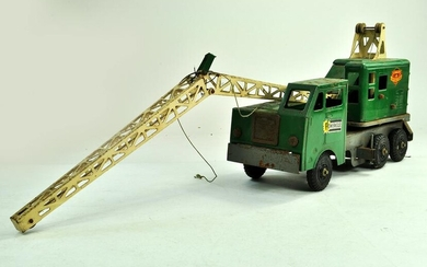 Large Scale Marx Issue Lumar Crane. In need of some