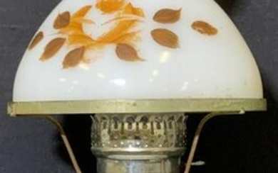 Vintage Floral Gone With The Wind Style Lamp