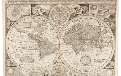 John Speed | Complete set of loose maps from his Theatre of the Empire of Great Britain, 1676, John Speed | Complete set of loose maps from his Theatre of the Empire of Great Britain, 1676