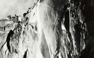 ROGER FREMIER - Clearing Storm, Yosemite, CA, 1996