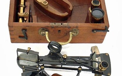 Sextant, T. Cooke & Sons Ltd. Made For The Hughes Owens